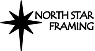 North Star Framing Logo